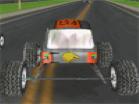 3D Urban Monster TruckHacked