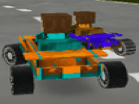 8 Bits 3D RacingHacked