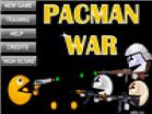 Pacman War Hacked