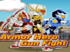 Armor Hero Gun Fight Hacked
