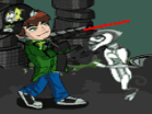 Ben 10 Extreme Shooter Hacked