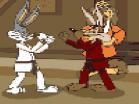 Bugs Bunny Karate Challenge Hacked