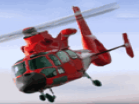 Coast Guard HelicopterHacked