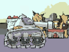 Crazy Tank Adventure Hacked