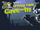 Scooby Doo: Creepy Cave-InHacked
