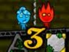 Fireboy and Watergirl 3 in The Ice Temple Hacked