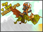 Fly T-Rex Rider EpicHacked