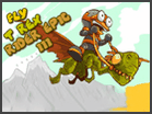 Fly T-Rex Rider Epic 3 Hacked