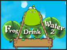 Frog Drink Water 2Hacked