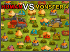Human vs Monster 4Hacked