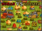Human vs MonsterHacked