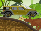 Jurassic Jeep Madness Hacked