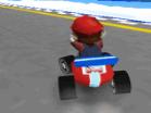 Mario Go Kart Hacked