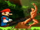 Mario vs TarzanHacked