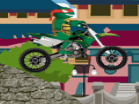 Ninja Turtles BikerHacked