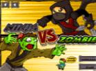 Ninja Vs Zombie Hacked