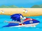 Super Sonic Ski Hacked