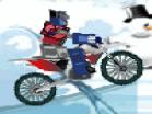 Transformers Xmas RacingHacked