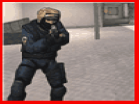 Counter Strike Flash Hacked