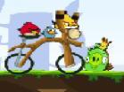 Angry Birds Bike RevengeHacked