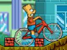 Bart on Bike Hacked