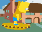 Bart Simpson Fights Zombies Hacked