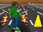 Ben 10 Highway SkateboardingHacked