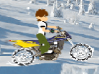Ben 10 Snow Ride Hacked