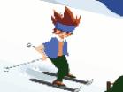 Beyblade Skier Hacked