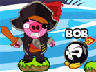 Bomb The Pirate PigsHacked