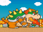 Bowser World Destroyer  Hacked