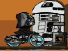 Darth Vader Biker Hacked