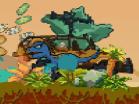 Dinosaur Truck Hacked