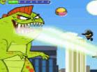 Dinosaur Invasion Hacked