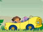 Dora Vacation in safariHacked