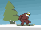 Downhill Snowboard 2Hacked
