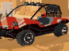 Dune Buggy Racing Hacked