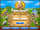 Farm Frenzy Pizza Party Hacked