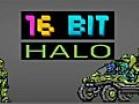 16-Bit HaloHacked