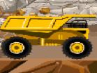 Huge Gold TruckHacked