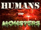 Humans vs Monsters Hacked