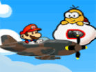 Mario Airship BattleHacked