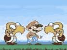 Mario Combat Deluxe Hacked