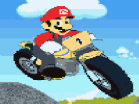 Mario Hard BikeHacked