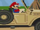 Mario Jeep Hacked