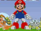 Mario Robot Hacked