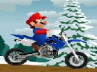 Mario Winter Trail Hacked