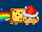 Nyan Cat Christmas Hacked