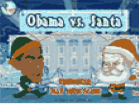 Obama Vs SantaHacked