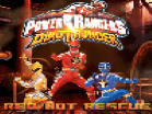 Power Rangers Dino Thunder Hacked